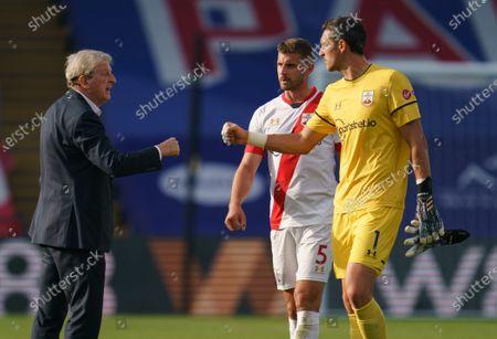 Editorial picture of Crystal Palace v Southampton, Premier League, Football, Selhurst Park, London, UK - 12 Sep 2020
