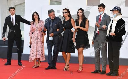 Editorial image of I Predatori - Premiere - 77th Venice Film Festival, Italy - 11 Sep 2020