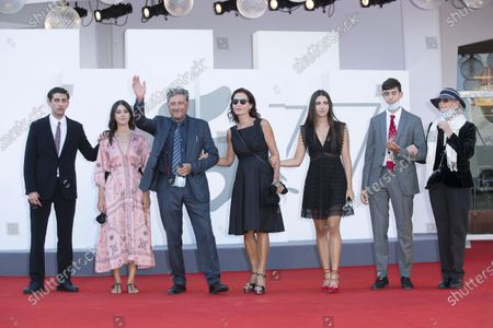 Editorial picture of 'The Predators' premiere, 77th Venice Film Festival, Italy - 11 Sep 2020