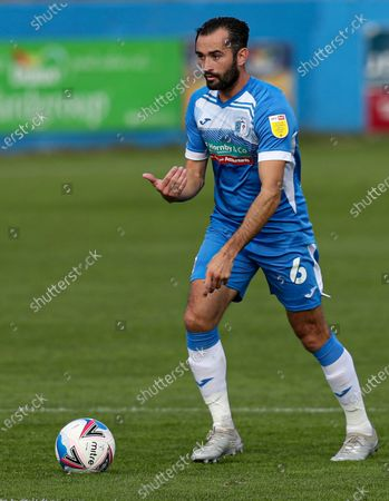 Stock Picture of Sam Hird of Barrow