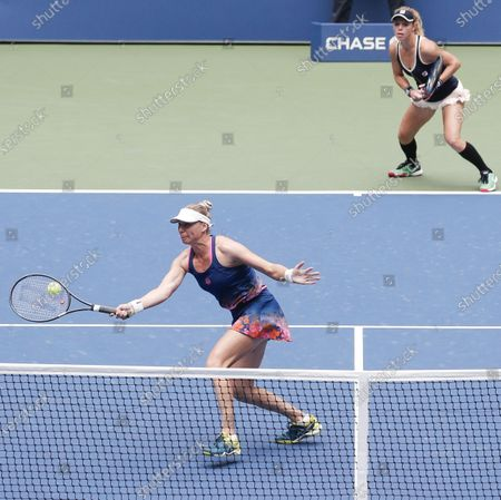 Editorial picture of US Open Tennis 2020, Flushing Meadows, USA - 11 Sep 2020
