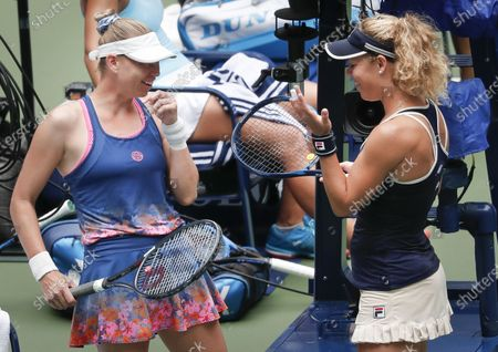 Editorial image of US Open Tennis 2020, Flushing Meadows, USA - 11 Sep 2020
