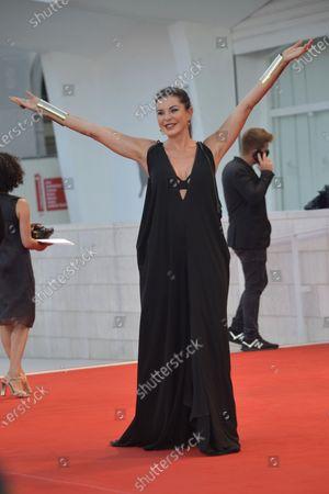 Stock Photo of Alba Parietti