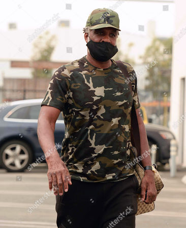 Editorial image of Charles Oakley out and about, Los Angeles, USA - 11 Sep 2020