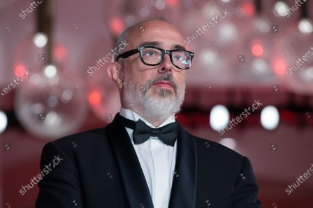 Editorial image of '30 Coins' premiere, 77th Venice Film Festival, Italy - 11 Sep 2020