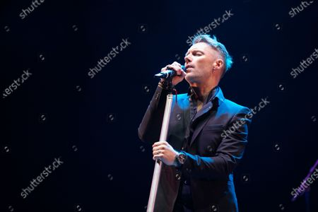 Editorial picture of Ronan Keating live in concert, Newcastle, UK - 11 Sep 2020