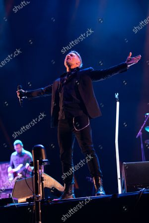 Editorial image of Ronan Keating live in concert, Newcastle, UK - 11 Sep 2020
