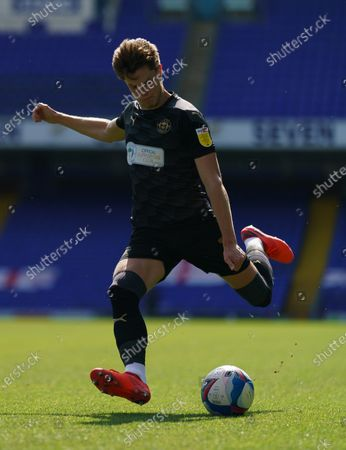 Tom Pearce of Wigan Athletic