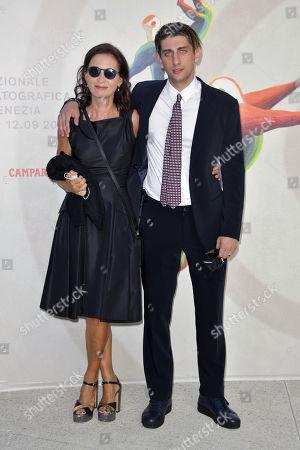 Editorial image of 'The Predators' premiere, 77th Venice Film Festival, Italy - 11 Sep 2020