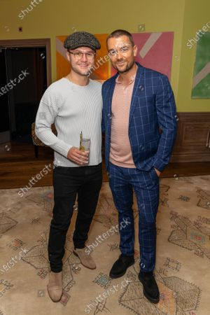 Editorial picture of The Shuroo Process private screening, Soho Hotel, London, UK - 11 Sep 2020