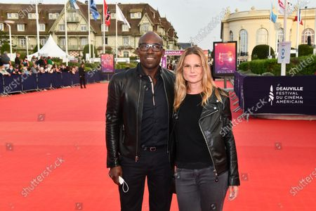 Editorial image of 'ADN' premiere, 46th Deauville American Film Festival, France - 11 Sep 2020