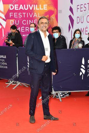 Editorial photo of 'ADN' premiere, 46th Deauville American Film Festival, France - 11 Sep 2020