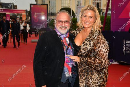 Olivier Dassault and Natacha Nikolajevic