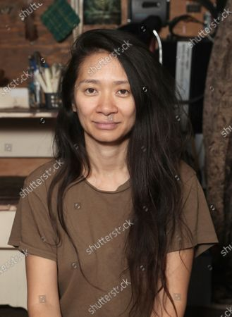 Stock Picture of Director Chloe Zhao
