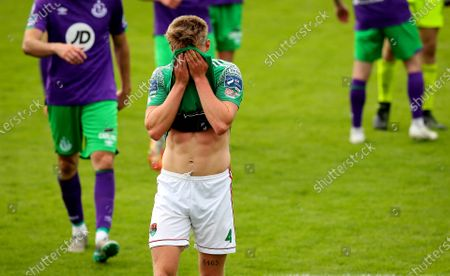 Editorial picture of SSE Airtricity League Premier Division, Turner's Cross Stadium, Turners Cross, Co. Cork - 12 Sep 2020
