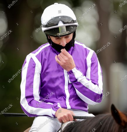 Editorial image of Leopardstown Racing - Longines Irish Champions Weekend, Leopardstown Racecourse, Foxrock, Co. Dublin - 12 Sep 2020