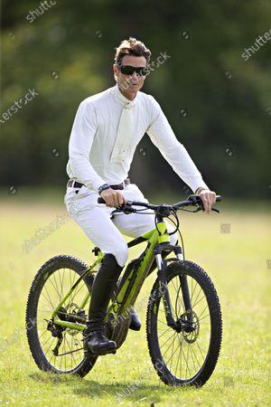 Editorial image of Cornbury International Horse Trials, Oxfordshire, UK - 12 Sep 2020