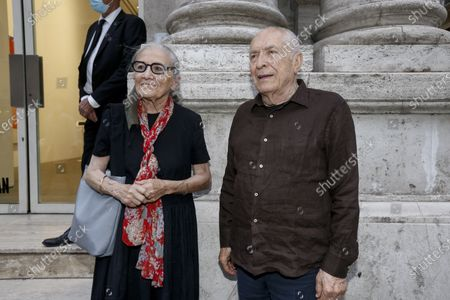 Luisa and Gabriele Stocchi