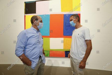 Nicola Del Roscio and Pier Paolo Pancotto