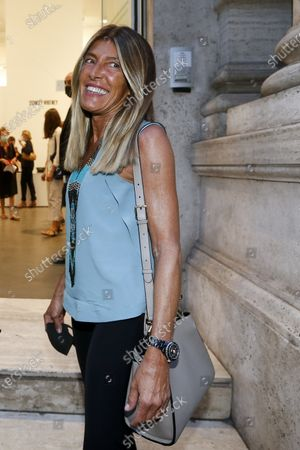Stock Photo of Giovanna Caruso Fendi
