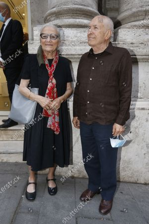 Stock Image of Luisa and Gabriele Stocchi