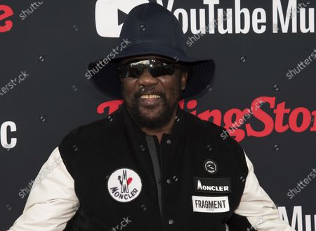 Toots Hibbert attends a Rolling Stone magazine relaunch event presented by YouTube Music in New York. In a statement from a family member, Hibbert died on