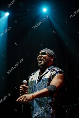 Stock Photo of ***FILE PHOTO*** Toots Hibbert of Toots & Maytals Has Passed Away At 77.LAS VEGAS, NV - APRIL 15: Toots and The Maytals at Brooklyn Bowl in Las Vegas, Nevada  on April 15, 2017.