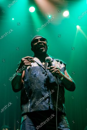 ***FILE PHOTO*** Toots Hibbert of Toots & Maytals Has Passed Away At 77.LAS VEGAS, NV - APRIL 15: Toots and The Maytals at Brooklyn Bowl in Las Vegas, Nevada  on April 15, 2017.