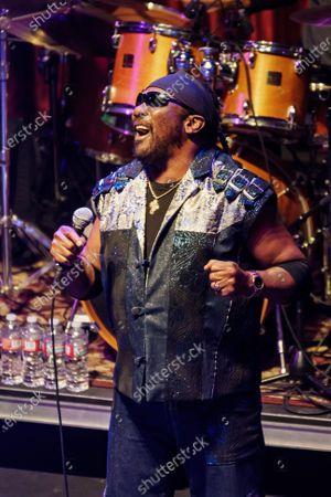 Stock Image of ***FILE PHOTO*** Toots Hibbert of Toots & Maytals Has Passed Away At 77.LAS VEGAS, NV - APRIL 15: Toots and The Maytals at Brooklyn Bowl in Las Vegas, Nevada  on April 15, 2017.