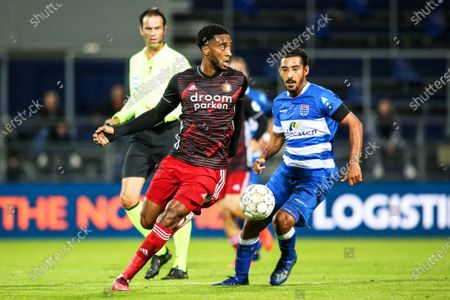 Editorial picture of PEC Zwolle vs Feyenoord Rotterdam, Netherlands - 12 Sep 2020