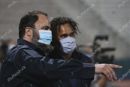 Editorial image of Soccer, Volos, Greece - 12 Sep 2020