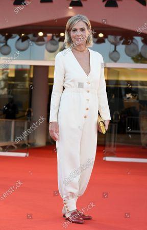 Stock Picture of Francesca Comencini