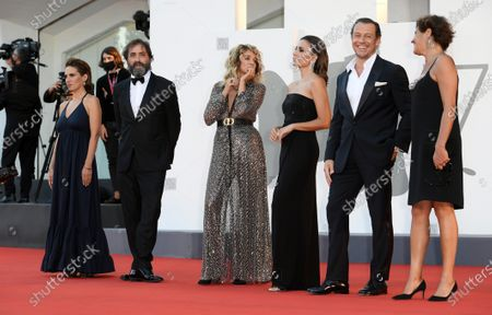Editorial photo of 'You Came Back' premiere, 77th Venice Film Festival, Italy - 12 Sep 2020