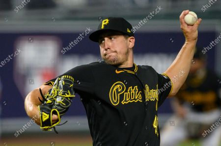 Editorial picture of Pirates Royals Baseball, Kansas City, United States - 12 Sep 2020