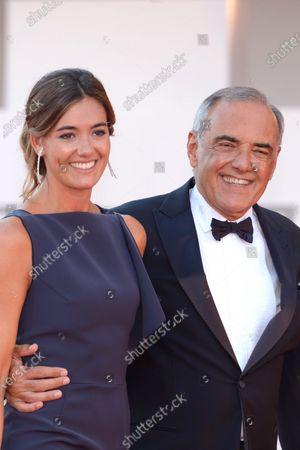 Editorial image of Closing Ceremony, 77th Venice Film Festival, Italy - 12 Sep 2020