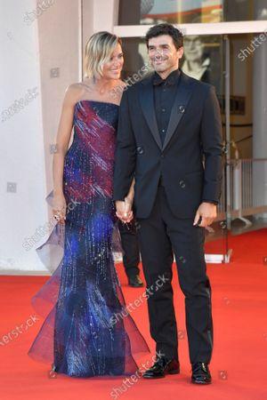 Anna Foglietta and Paolo Sopranzetti