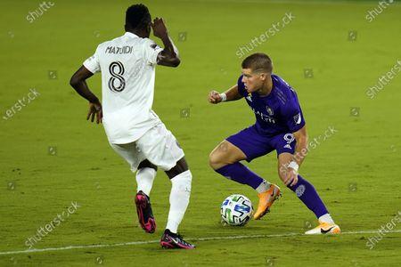 Editorial photo of MLS Inter Miami City Soccer, Orlando, United States - 12 Sep 2020
