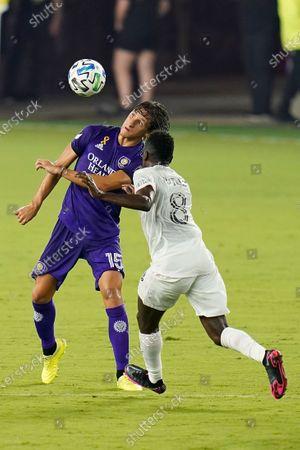 Editorial picture of MLS Inter Miami City Soccer, Orlando, United States - 12 Sep 2020