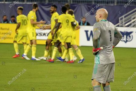 Editorial photo of MLS Atlanta United Soccer, Nashville, United States - 12 Sep 2020