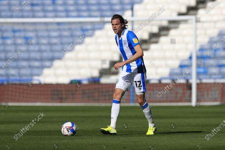 Richard Stearman (12) of Huddersfield Town