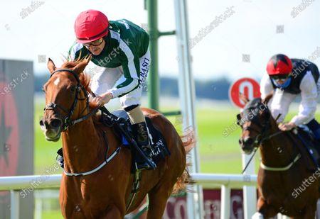 Editorial photo of Horse Racing - 13 Sep 2020