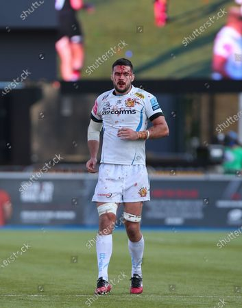 Tom Price of Exeter Chiefs