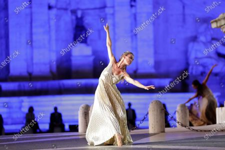 Editorial image of Fashion Laura Biagiotti, Rome, Italy - 13 Sep 2020