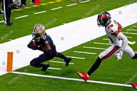 Editorial photo of Buccaneers Saints Football, New Orleans, United States - 13 Sep 2020