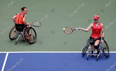 Editorial photo of 2020 US Open Tennis Championships, New York, USA - 13 Sep 2020