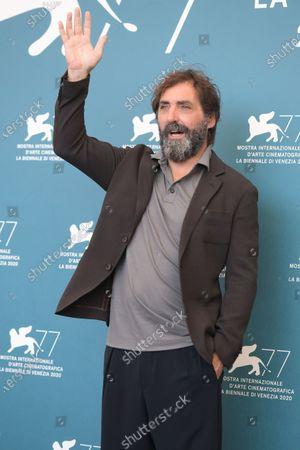 Stock Picture of Stefano Mordini