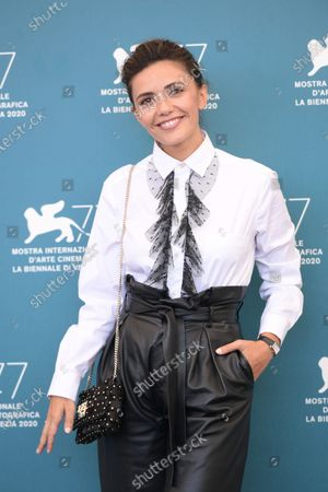 Editorial photo of 'Let Me Go' photocall, 77th Venice Film Festival, Italy  - 12 Sep 2020