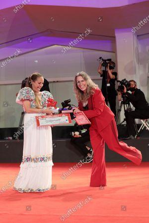 Ana Rocha and  Paula Alvarez Vaccaro