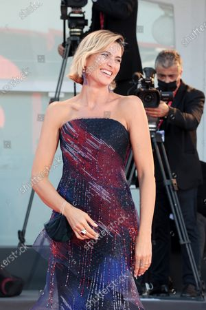 Editorial picture of Closing Ceremony, 77th Venice Film Festival, Italy - 12 Sep 2020