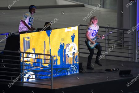 Editorial image of Cowboys Rams Football, Inglewood, United States - 13 Sep 2020